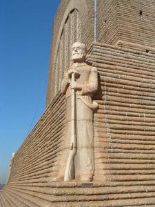 Statue Of Piet Retief