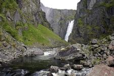 Bottom Of Vøringsfossen