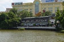 VP Bank Building At Hoan Kiem Lake