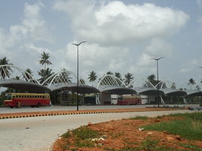 Vyttila  Mobility  Hub  Kochi