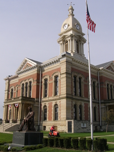 Courthouse Wabash Indiana