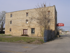 Old Warehouse Wabash N Erie Canal