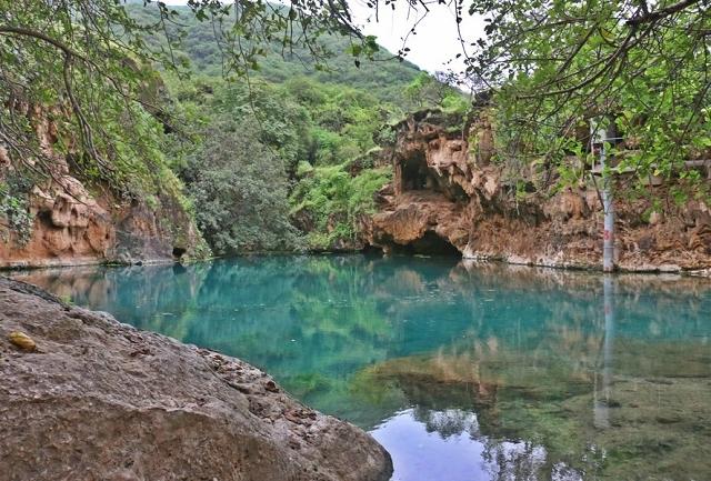Full Day Wadi Ayun - Salalah Tour Photos