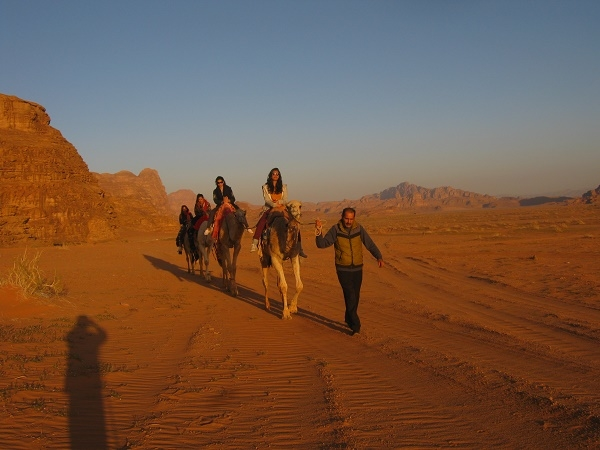 Three Day Tour ( Wadi Rum, Petra, Dead Sea, Aqaba ) Photos
