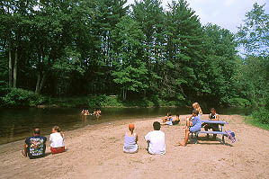 Wadleigh Falls Campground