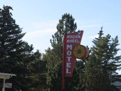Wagon Wheel Wells