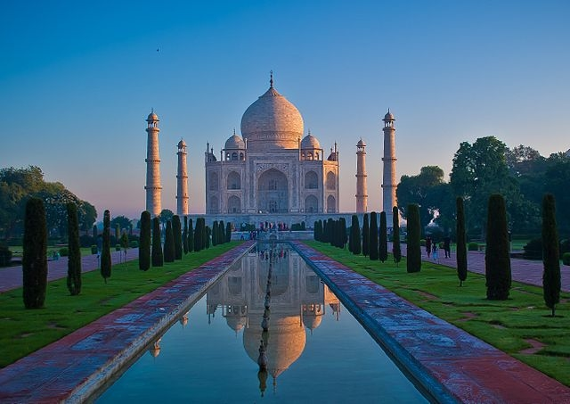 Same Day Taj Mahal Visit - Agra Photos