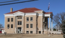 Wallace County Courhouse