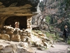 Cliff Dwellings In Walnut Canyon
