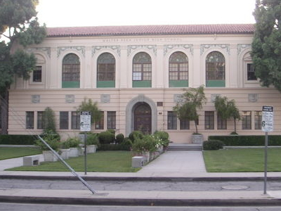 Walter Reed M S Los Angeles