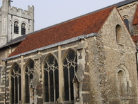 Waltham Abbey Church