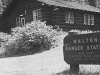 Walton Ranger Station Historic District