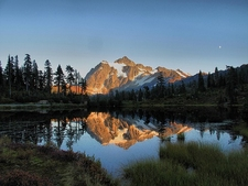 WA Mt. Shuksan Reflection