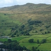 Wansfell Above Troutbeck Village