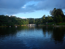Wards Lake, Shillong