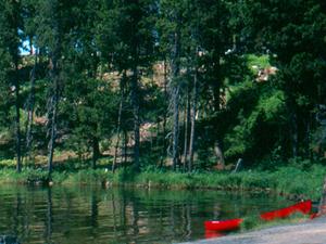 Warm Lake Campground