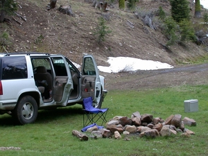Warner Creek Campground
