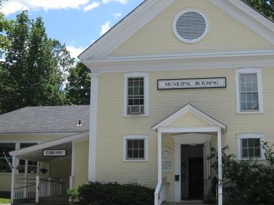 Warren Municipal Building And Library