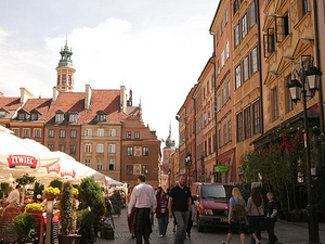 Private-Warsaw Old Town Tour Photos