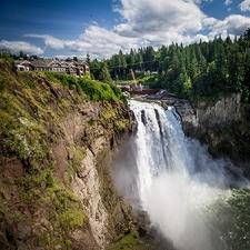 WA Snoqualmie Falls