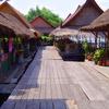 Mercado flotante Wat Bang Pramung