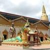 Wat Chayamangkalaram - Siamese Temple