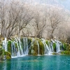 Waterfall In Jiuzhaigou - Sichuan