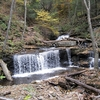 Waterfall Trail - Ricketts Glen State Park - Pennsylvania