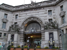 Victory Arch - Waterloo Station Entrance