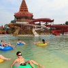 Water Sports In Theme Park