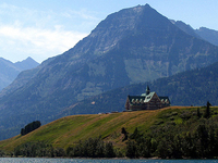 Waterton Glacier International Peace Park