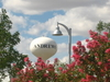 Water Tower In Andrews Texas