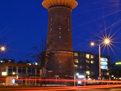 Watertower Of Den Helder