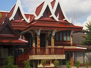 Half Day Museum And Wat Ong Teu From Hotel Inside Vientiane City Only Photos