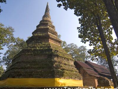 Wat Phra That Chedi Luang