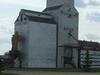Watson  Saskatchewan  Grain  Elevator