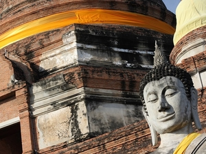 Thailand's Ayutthaya Temples & River Cruise From Bangkok Photos