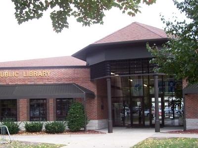Waupaca Wisconsin Public Library