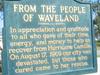 Waveland  City  Hall  Camille