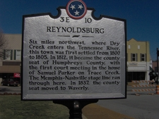 Waverly Tennessee Reynoldsburg