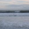 Waves At Cayucos Beach