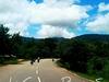 Way To Akashi Ganga Picnic Site