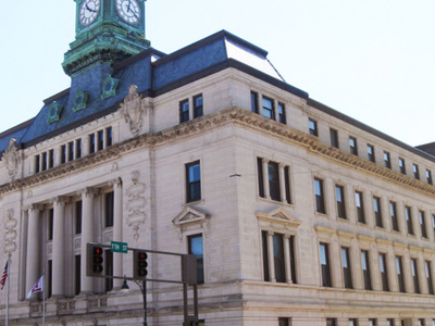 Webster Co Iowa Courthhouse