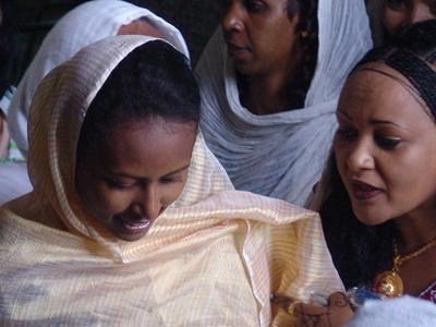 Wedding In Eritrea