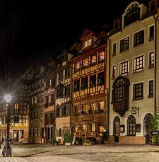 Weißgerbergasse Night