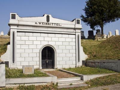 Weiskittel Roehle Burial Vault