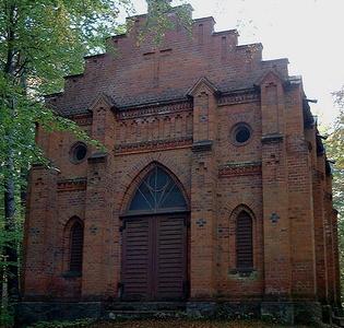 Wejherowo's Calvary Poland