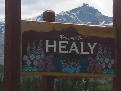 Welcome To Healy