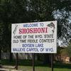 Welcome To Shoshoni