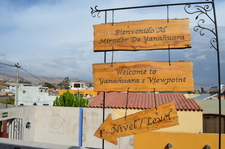 Welcome To Yanahuara Viewpoint